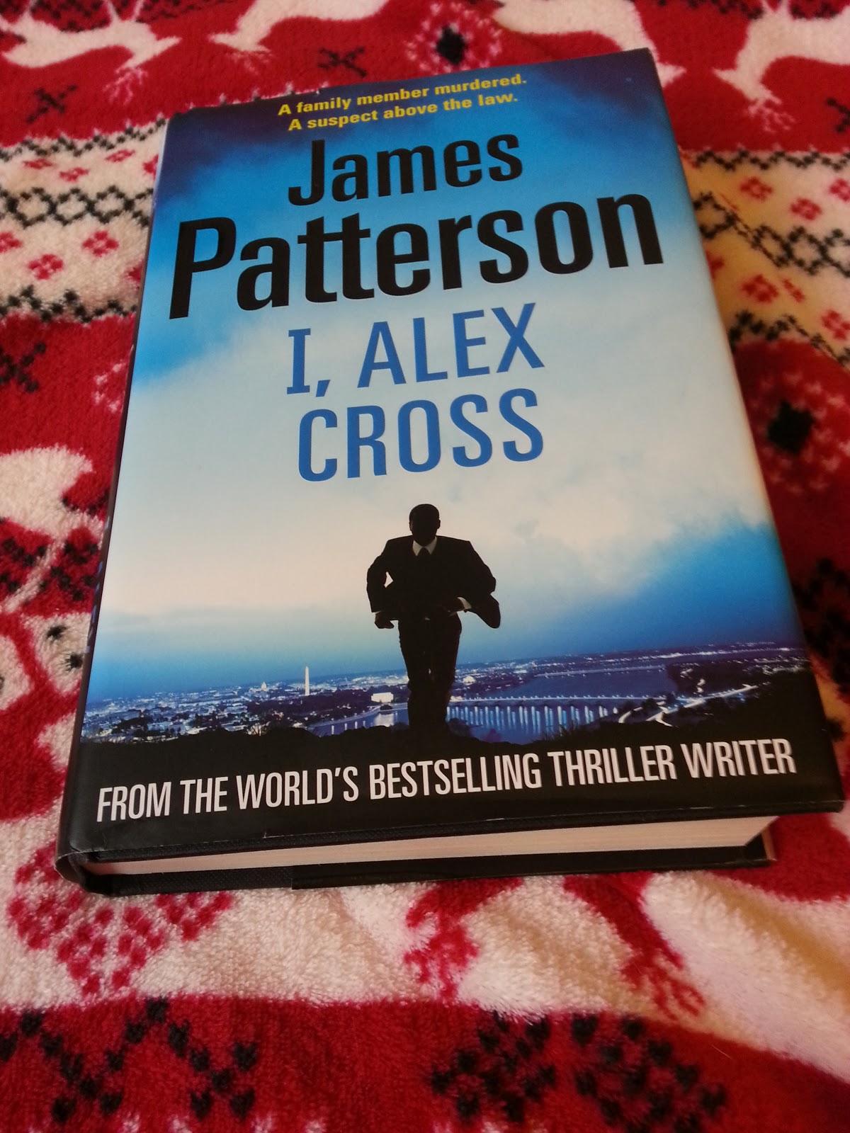alex cross e book reviews